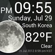 Weather Clock Widget Premium