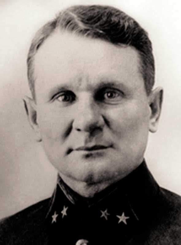 Чистяков Иван Михайлович, полковник, к-р 64 осбр