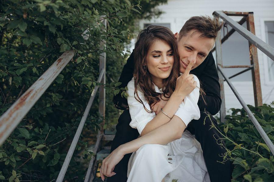 Fotógrafo de casamento Андрей Красавин (krasavinphoto). Foto de 23.06.2021