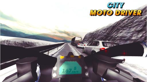 City Moto Driver 3D