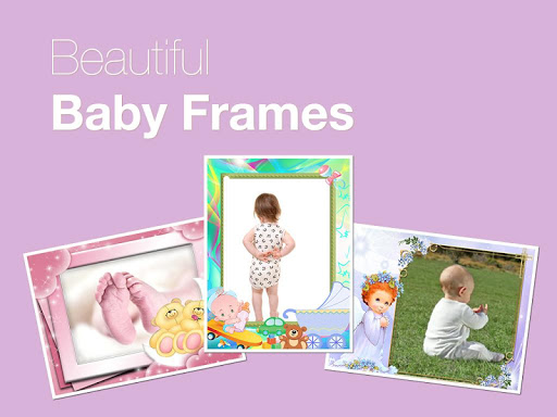 Beautiful Baby Photo Frames