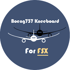 B737 Kneebaord for FSX