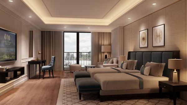REVIEW VỀ CHẤT LƯỢNG PHÒNG NGHỈ TẠI FLC GRAND HOTEL HẠ LONG BAY 08