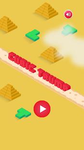 Download Cubic Trump: Build The Wall  apk screenshot 1