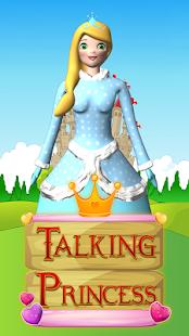 mluví princezna - náhled