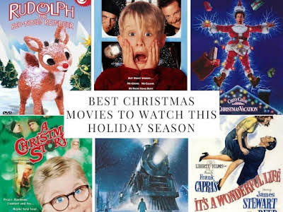 Best Christmas Movies to Watch this Holiday Season
