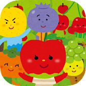 Fruit Touch for Kids App