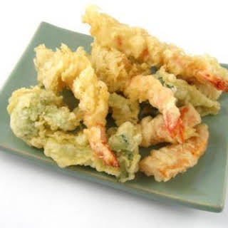 Shrimp & Veggie Tempura.