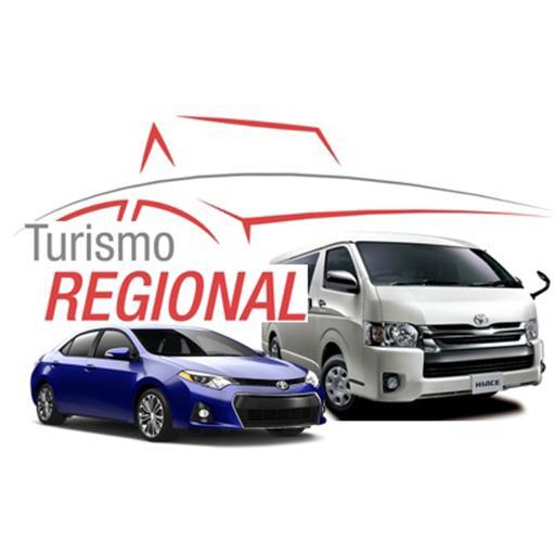 Turismo Regional - Conductor