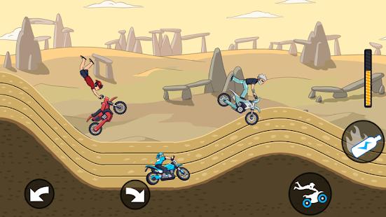 Mad Motor - Motocross racing - Dirt bike racing - náhled