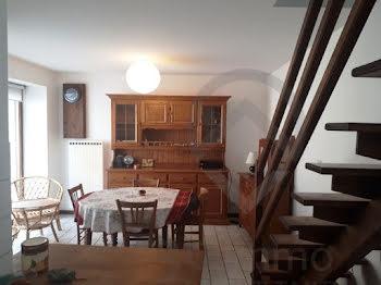 maison à Saint-Jean-le-Vieux (01)