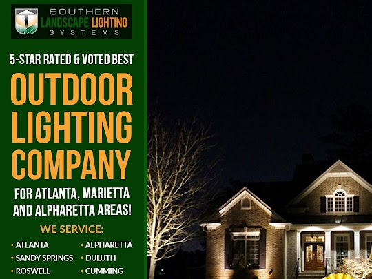 landscape lighting experts