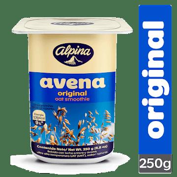 Avena ALPINA Original   Oat Smoothie x250g