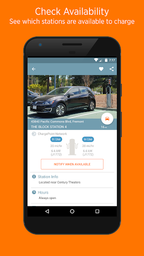 ChargePoint  screenshots 2