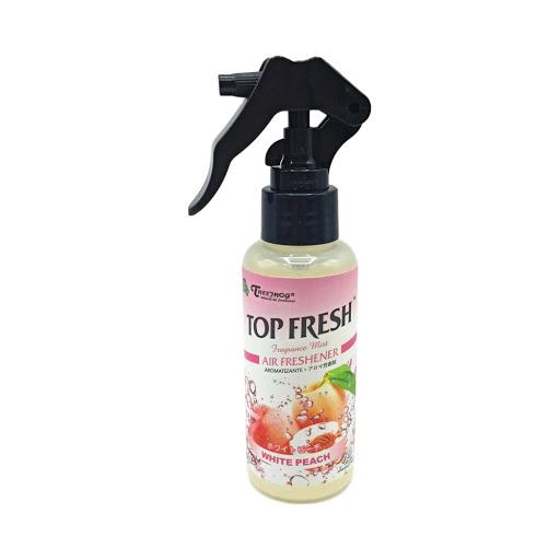 ambientador top fresh aroma white peach 100ml