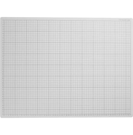 Skärunderlägg grå 45x60cm