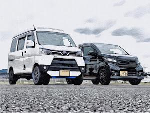 ハイゼットカーゴ  クルーズ ビジネスパック 5MT 4WDのカスタム事例画像 とねっとさんの2020年09月27日18:17の投稿