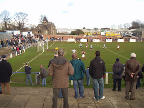 Photo: 17/02/07 v Petershill Scottish Junior Cup 5th Rd) - contributed by Mike Latham