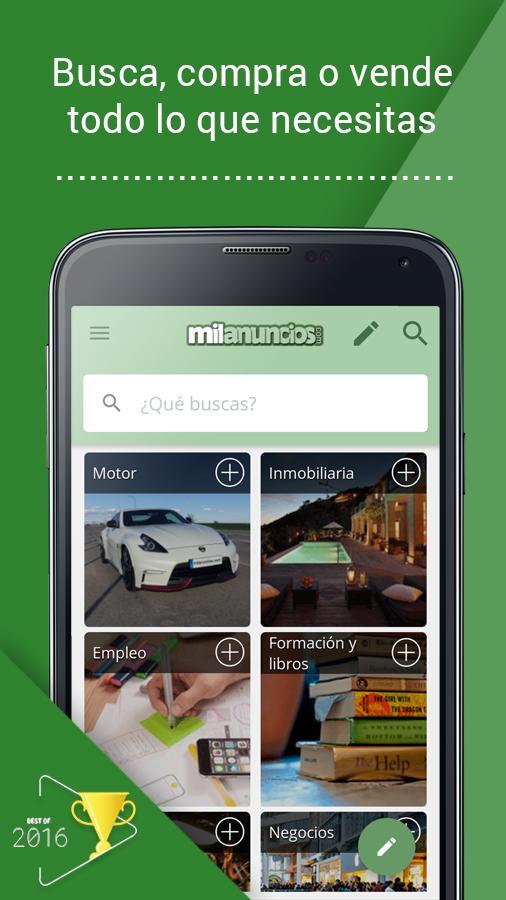 Milanuncios anuncios gratis para comprar y vender android apps on google play - Milanuncios de casas ...