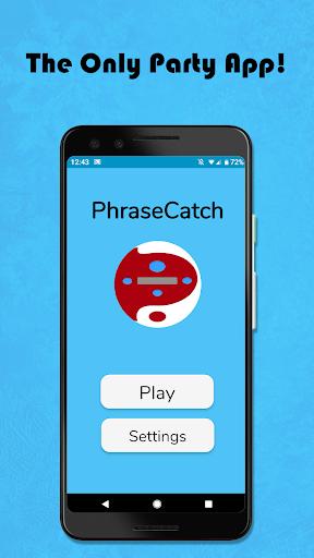 PhraseCatch - Fun Party Game (CatchPhrase) apkdebit screenshots 1