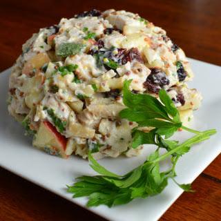 Cranberry Apple Chicken Salad Recipes
