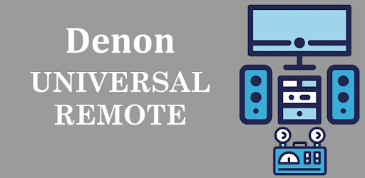 Denon Universal Remote - Apps on Google Play