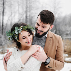 Wedding photographer Aleksandra Efimova (sashaefimova). Photo of 05.04.2018