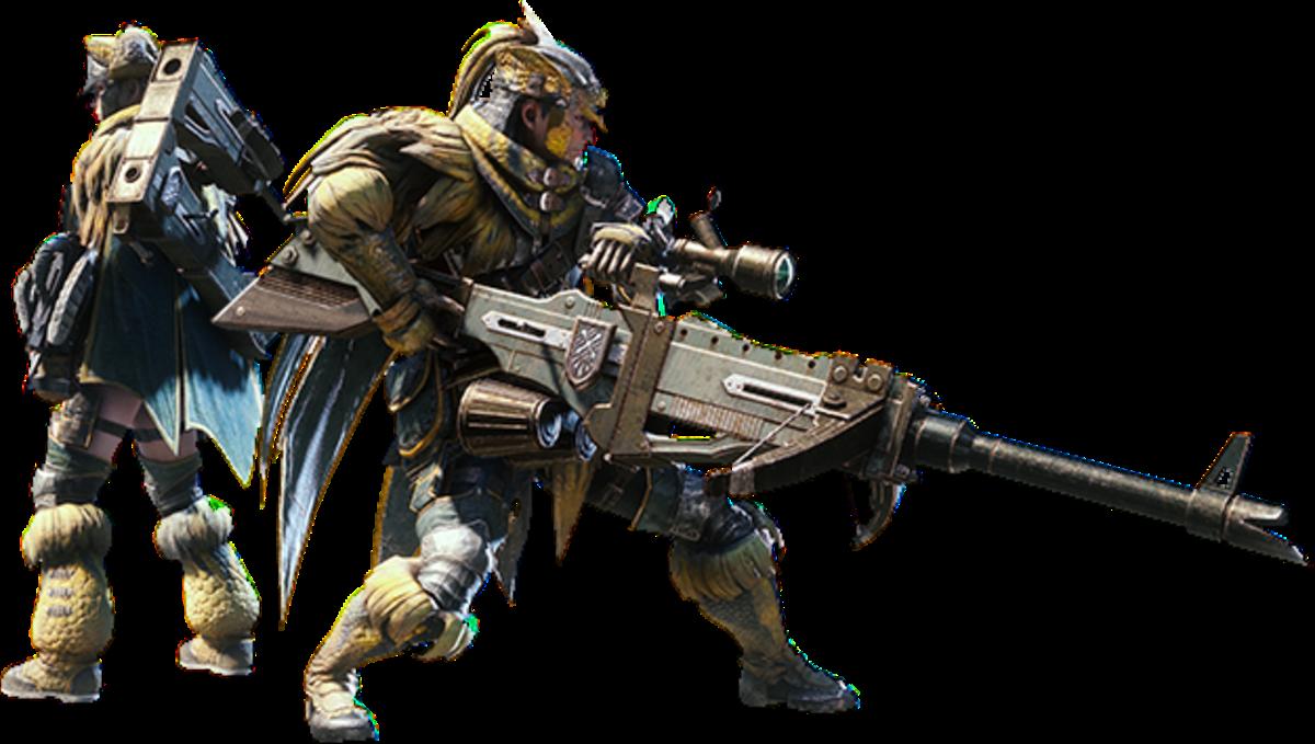 The Best Co-Op A-Tier Weapons heavy bowgun