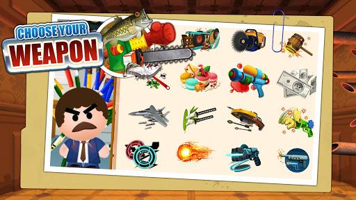 Beat the Boss 4: Stress-Relief Game. Kick the jerk  screenshots 2