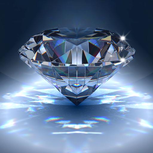 Diamond Live Wallpaper 💎 Glitter Backgrounds