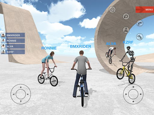 BMX Space screenshots 8
