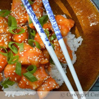 Sweet and Sour Chicken from Paleo Takeout.