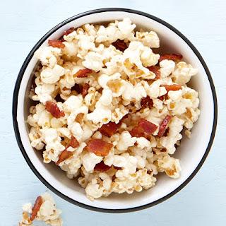 Maple-Bacon Popcorn