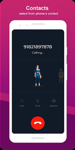 Just4Laugh | Voice Changer App screenshot 4
