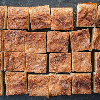 Snip Doodles (Snickerdoodle Coffee Cake) + First Look at BraveTart Cookbook.