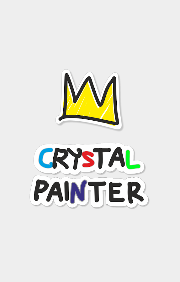 Crystal Painter Artist- screenshot