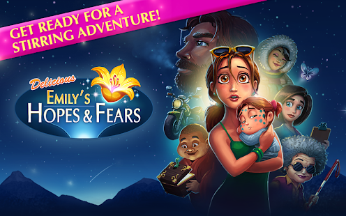 Delicious - Hopes and Fears mod apk