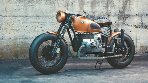 Cool BMW Motorcycles Wallpaper screenshots 22