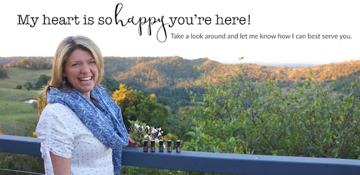 A place to purchase, and learn about essential oils and whole foods.