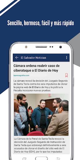 El Salvador Noticias screenshot 5