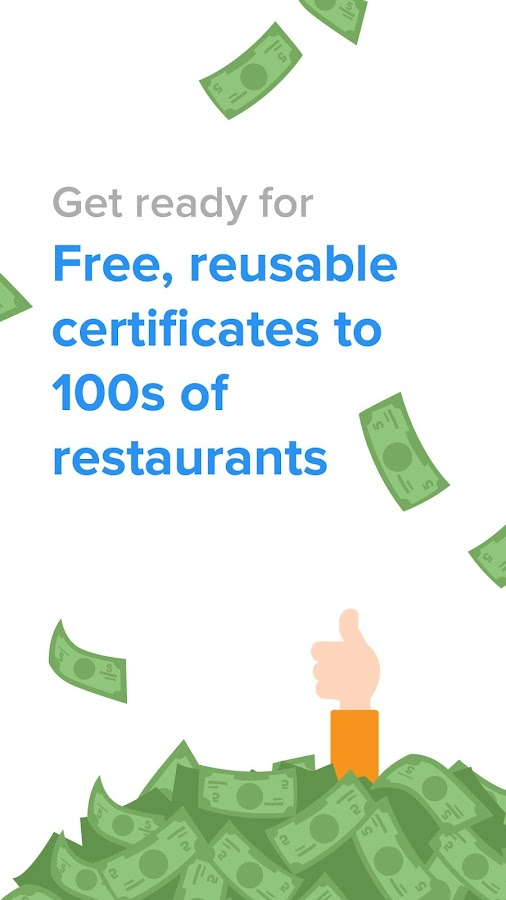 Gift Certificates And More- screenshot