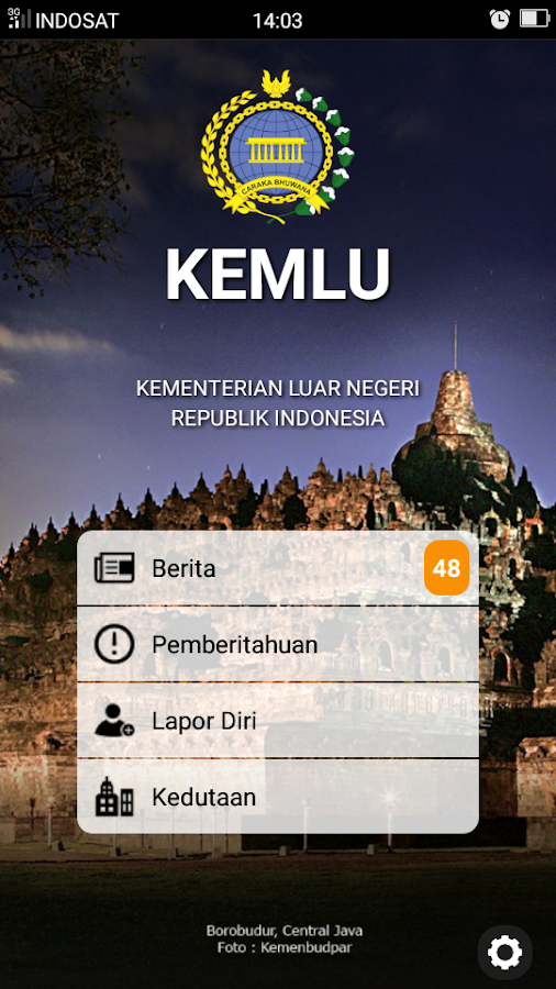 KEMLU- screenshot