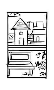 Sketch joy love - náhled
