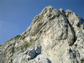 Photo: zadnji cug, na pogled podrt kamin...