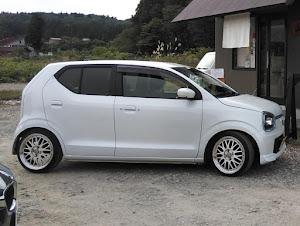 アルト HA36S X  2WD CVTのカスタム事例画像 ジェロニモさんの2020年10月18日22:58の投稿