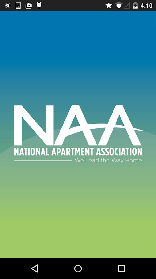 National Apartment Association- screenshot