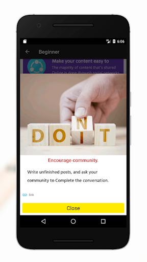 Blogging Tips (2020) screenshot 8