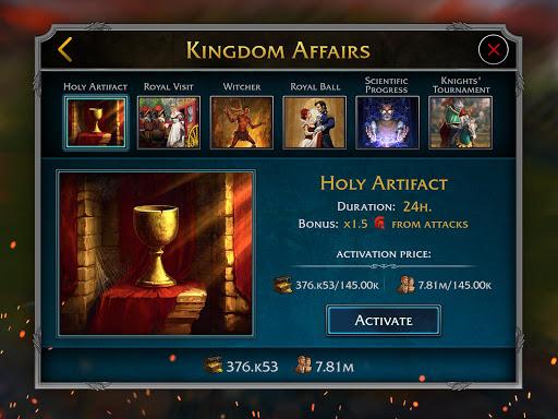 Rage War: Time Battles  screenshots 16