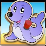 Peg Puzzle 2 Free Kids & Toddlers Shape Puzle Game Icon