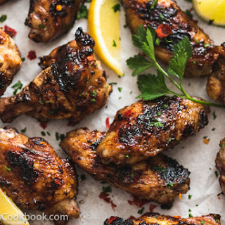 Chinese Honey Soy Chicken Wings Recipes